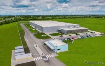 GSユアサ ハンガリー工場