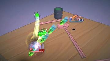 ハイスピード3Dアクション『寿司パーティ2』Steam版発表 !己の寿司で銀河を救え