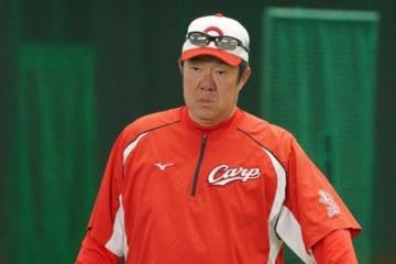 広島が佐々岡真司投手コーチの監督就任を発表した【写真:荒川祐史】