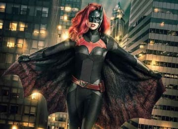 CW Unveils Ruby Rose As Batwoman In Colleen Atwood-Designed Costume