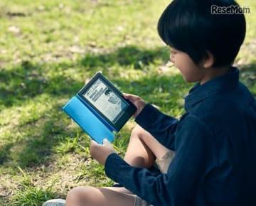 「Kindle キッズモデル」「Amazon Fire HD 10 キッズモデル」10/30発売