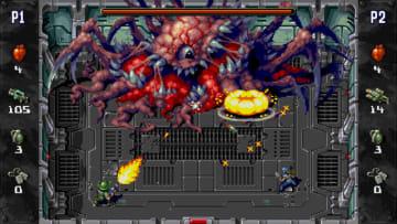 メガドラ新作STG『Xeno Crisis』PC版ストア公開―エイリアンを撃って撃って撃ちまくれ!日本語対応
