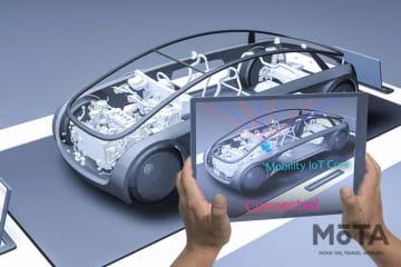 デンソー ARミニモックカー イメージ 「第46回東京モーターショー」出展イメージ