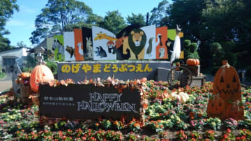 野毛山動物園でハロウィン!10月は無休で開園