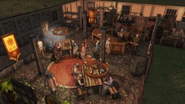 ファンタジーRPG要素を備えた宿屋管理シム『Crossroads Inn』10月23日リリース決定