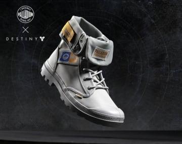 『Destiny 2』が仏シューズブランド「パラディウム」とコラボ!Bungie Storeにて現地時間10月11日より予約受付開始