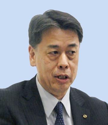 社長兼最高経営責任者(CEO)に就任する内田誠専務執行役員