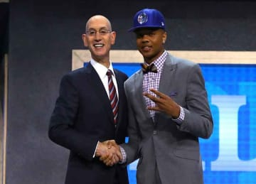 Sixers Take Markelle Fultz as No. 1 overall pick in NBA Draft 2017