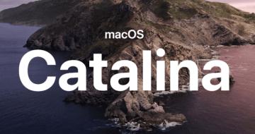 macOS「10.15 Catalina」配信開始!―Apple Arcade対応、一方32bitアプリサポートが終了へ