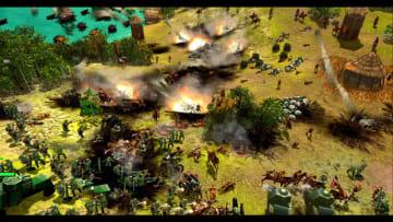 石器時代から文明を進めて戦うRTS『War Selection』早期アクセスが開始―基本無料の最大62人対戦