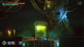 世紀末サイバーパンクホラーACT『Dark Light』Steamストアページ公開―ドローンと共に世界の闇を裂け!