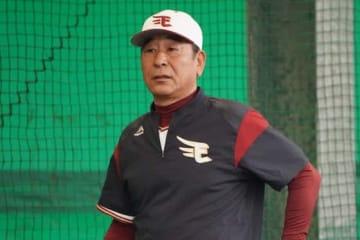 楽天・佐藤義則投手テクニカルコーチ【写真:荒川祐史】