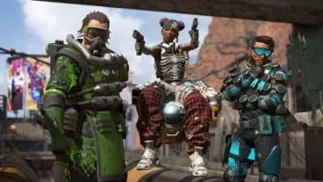 『Apex Legends』開かずの保管庫が解放可能に!鍵はカーゴボットから入手可能