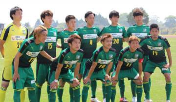 全国社会人選手権上位進出に意気込むJFC宮崎イレブン(チーム提供)