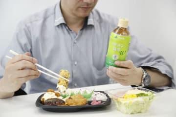 茶カテキンには脂肪燃焼効果がある(C)日刊ゲンダイ