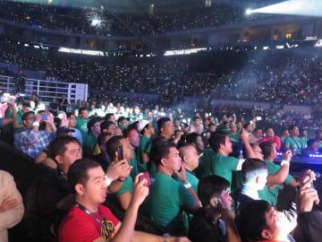フィリピンではすでにブームを巻き起こしているONE Championship