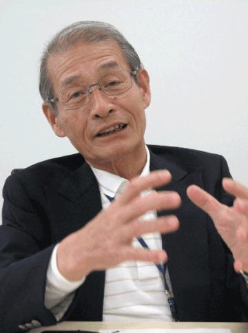 旭化成名誉フェロー吉野彰 氏
