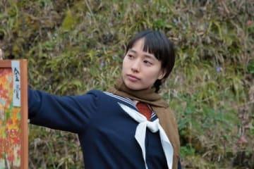 NHKの連続テレビ小説「スカーレット」第11回の一場面 (C)NHK