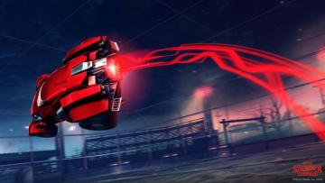 『ロケットリーグ』が「ストレンジャー・シングス」とコラボ!ハロウィンイベントトレイラー公開