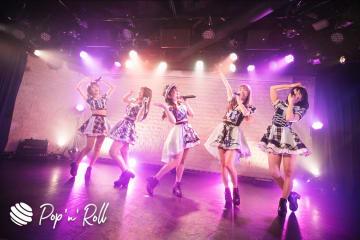 CoverGirls[ライブレポート]東名阪ツアー前にファンとの絆を強めた<ぽぷろないと vol.9>
