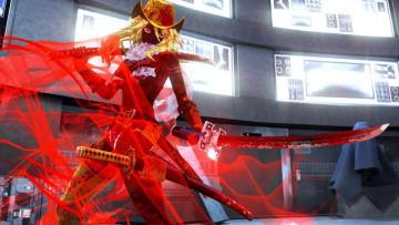 『お姉チャンバラORIGIN』血に塗れて敵を斬れ!シリーズ伝統の「暴走状態」や物語後半を紹介するゲーム情報第4弾公開