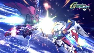 『SDガンダム ジージェネレーション クロスレイズ』オープニング映像公開!テーマソングに合わせて4つの世界観が描かれる