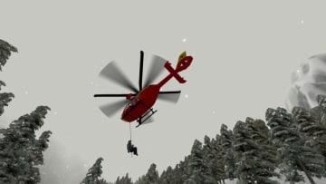 人命救助シミュレーター『Mountain Rescue Simulator』配信開始ー特殊車両を駆使して遭難者を救助しよう