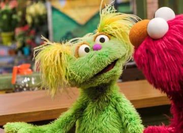 'Sesame Street's Karli
