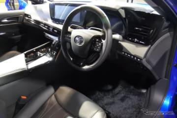 トヨタ自動車 ミライ コンセプト