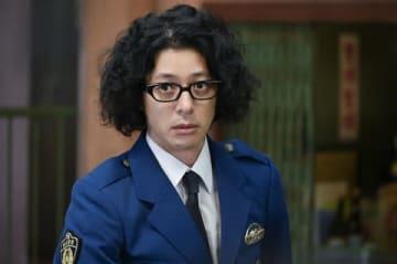 コメディーミステリードラマ「時効警察はじめました」に出演するオダギリジョーさん =テレビ朝日提供
