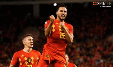 大量9ゴールを挙げたベルギーが本戦出場を決める