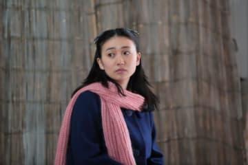 「スカーレット」に登場した大島優子 - 提供:NHK