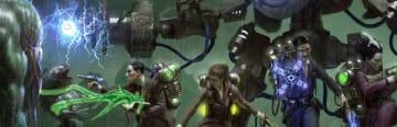 科学者と怪奇作家の夢の共演シューター『Tesla Force: United Scientists Army』PC向けに発表