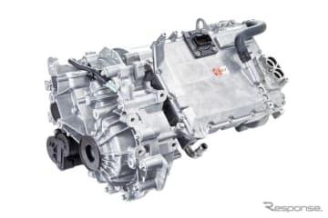 コンチネンタルのパワートレイン新会社が受注したプジョー 208 EVの電動アクスルドライブ