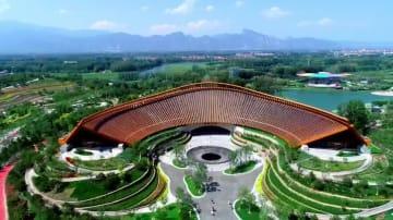 北京園芸博跡地にエコツアーの新拠点設立 2022年冬季五輪でも活用