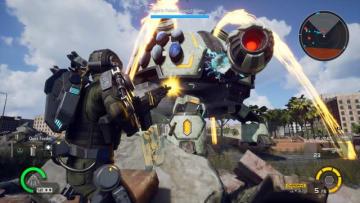 EDF!EDF!シリーズ番外編『EARTH DEFENSE FORCE: IRON RAIN』Steam版発表!10月15日発売予定