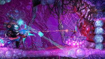 メトロイド風ヘビーメタル2DACT『Valfaris』配信開始―『Slain: Back from Hell』開発チーム新作