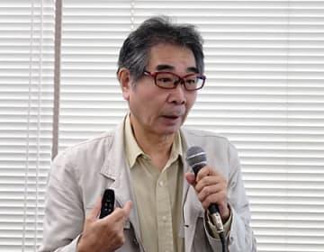 IT記者会代表理事の佃均氏