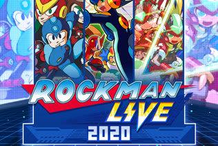「ロックマンライブ 2020」セットリストの追加情報などを公開─チケット一般販売も開始!