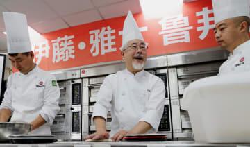 日本のパン職人、天然酵母の使い方講座を開催 上海