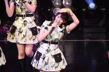 AKB48チーム8 行天優莉奈、10月10日は「ゆりなの日!?」