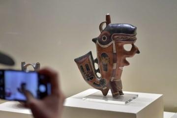 山西博物院でアンデス文明の秘密を探る