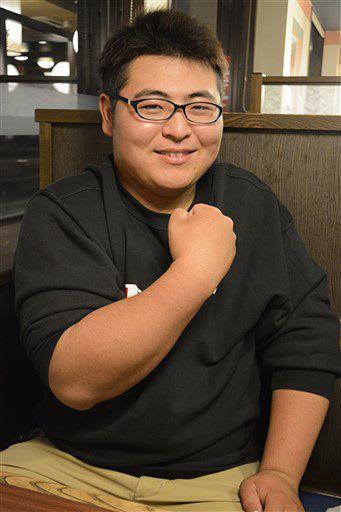 JAWA全日本アームレスリング選手権で準優勝した若本さん