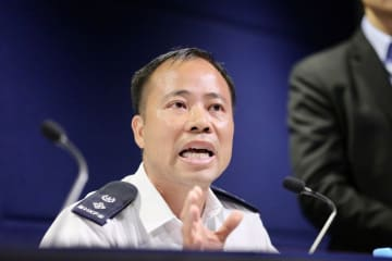 Wong Wai-shun. File Photo: inmediahk.net.