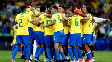 ブラジル代表が全員爆笑!21歳若手の「ドジっ子爆笑トーク」もう聞いた?