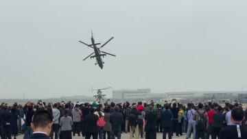 世界6大ヘリ製造企業も出展 天津国際ヘリ博覧会