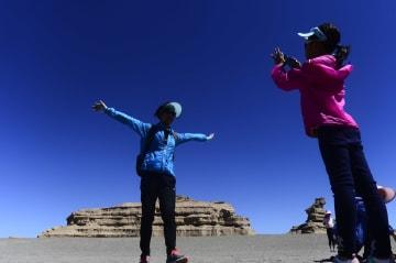 国家地質公園への年間訪問者数は5億人超 地質学的景勝地が新たなホットスポットに