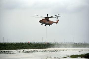 緊急救助用民間ヘリ3百機保有、需要潜在力大 中国