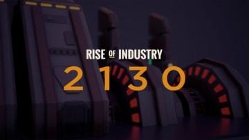 産業都市運営シム『Rise of Industry』に未来をもたらす拡張「2130」が10月24日配信