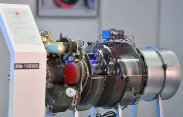 「渦軸-16」エンジン、中国民航局の型式証明取得